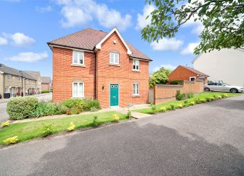 Thumbnail 3 bedroom semi-detached house for sale in Oldfield Drive, Wouldham, Rochester, Kent