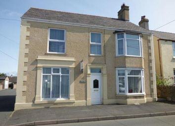 Thumbnail 4 bed detached house for sale in Llangoed, Beaumaris, Anglesey, North Wales