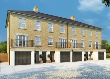 Thumbnail 4 bed terraced house for sale in Priory Mews, Tickford Street, Newport Pagnell
