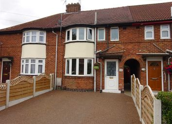 Thumbnail 3 bedroom terraced house for sale in Middleton Road, Acomb, York