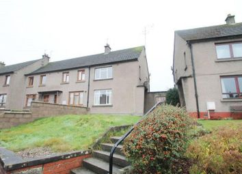Thumbnail 2 bed terraced house for sale in 28, Strathmore Avenue, Forfar DD81Nb