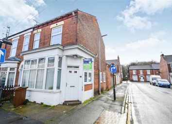 Thumbnail 3 bed end terrace house for sale in Thoresby Street, Princes Avenue, Hull