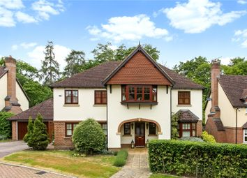 5 bed detached house for sale in Hawley Grove, Blackwater, Camberley GU17