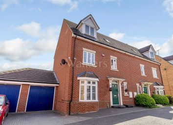 Thumbnail 4 bed semi-detached house for sale in Taylor Way, Great Baddow, Chelmsford