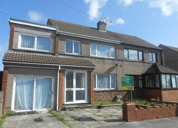 Thumbnail 4 bed property to rent in Llangewydd Road, Cefn Glas, Bridgend