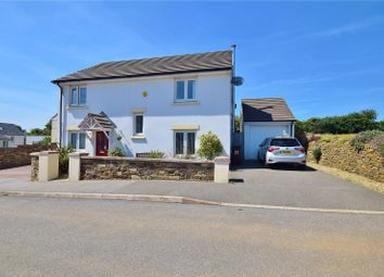 Thumbnail 4 bed detached house for sale in Greenwix Parc, St. Mabyn, Bodmin