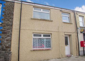 Thumbnail 2 bedroom flat to rent in Ogwy Street, Nantymoel, Bridgend
