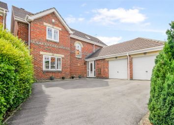 Thumbnail 4 bed detached house for sale in 19 Henman Close, Swindon, Wiltshire