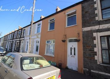 Thumbnail 4 bed terraced house to rent in Theodora Street, Adamsdown, Cardiff