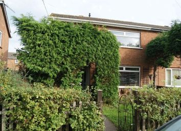 Thumbnail 3 bedroom semi-detached house for sale in Feetham Avenue, Forest Hall, Newcastle Upon Tyne