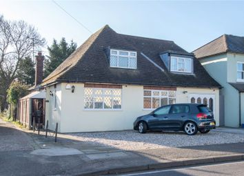 Thumbnail 3 bed detached house for sale in Upland Road, Thornwood, Essex