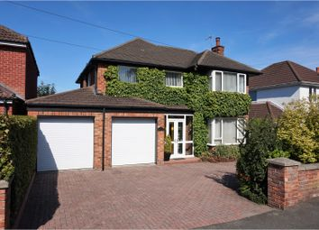 Thumbnail 3 bed detached house for sale in Acre Lane, Heswall