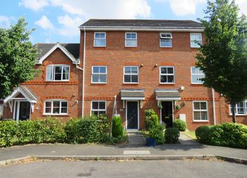 Thumbnail 3 bed town house to rent in Shropshire Court, Bletchley, Milton Keynes