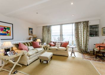 Thumbnail 3 bed flat for sale in Maclise Road, Brook Green