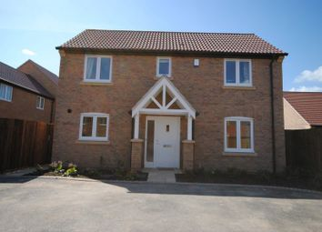 Thumbnail 3 bed detached house to rent in Allendale Road, Loughborough