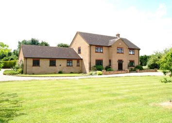 Thumbnail 5 bed equestrian property for sale in School Road, Marshland St. James, Wisbech, Norfolk