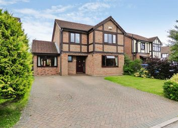 Thumbnail 4 bed detached house for sale in Thornycroft, Winsford, Cheshire