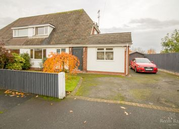 Thumbnail 2 bed semi-detached house for sale in Broadland Gardens, Great Sutton, Ellesmere Port