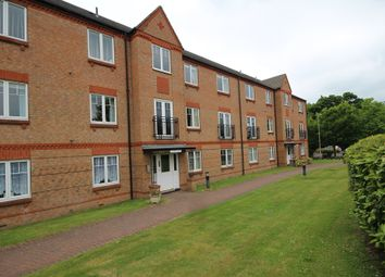 Thumbnail 2 bed flat for sale in St James House, Washbeck Close, Scarborough