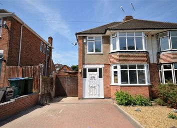 Thumbnail 3 bed semi-detached house for sale in St Martins Road, Finham, Coventry, West Midlands