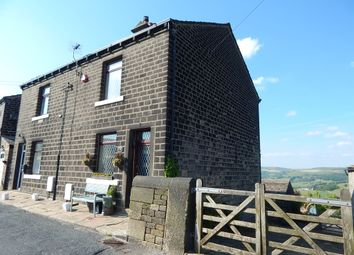 Thumbnail 2 bed cottage for sale in Higham, Sowerby, Sowerby Bridge
