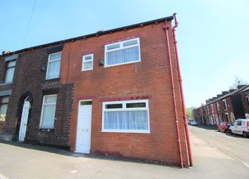 Thumbnail 2 bed end terrace house to rent in Cobden Street, Oldham