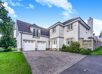 Thumbnail 5 bedroom detached house for sale in Braid Drive, Cardross, Dumbarton