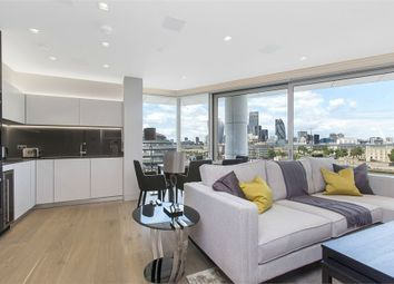 Thumbnail 3 bed flat to rent in Tudor House, One Tower Bridge, London