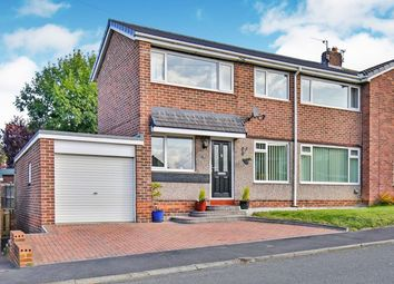 3 bed semi-detached house for sale in Elmway, Hilda Park, Chester Le Street DH2