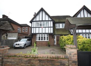 Thumbnail 4 bed semi-detached house for sale in The Mall, Southgate