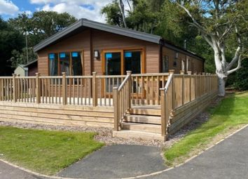 Thumbnail 2 bed lodge for sale in The Street, Corton, Lowestoft