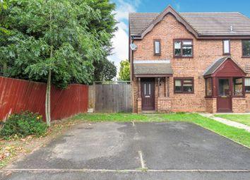 Thumbnail 2 bed semi-detached house for sale in Brookbank Avenue, Shard End, Birmingham