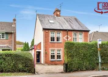 Thumbnail 4 bed semi-detached house for sale in Old Wokingham Road, Crowthorne, Berkshire