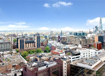 Thumbnail 2 bed flat for sale in Wiverton Tower, London