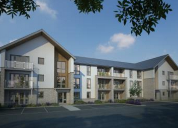 Thumbnail 2 bedroom flat for sale in Phelps Road, Plymouth, Devon