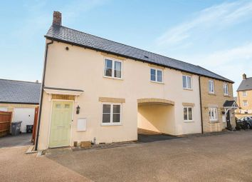 Thumbnail 2 bed semi-detached house to rent in Blackthorn Mews, Carterton