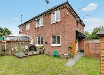 Thumbnail 2 bedroom end terrace house for sale in Cleveland Close, Highwoods, Colchester