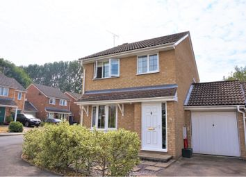 Thumbnail 3 bed link-detached house for sale in Merlin Clove, Bracknell