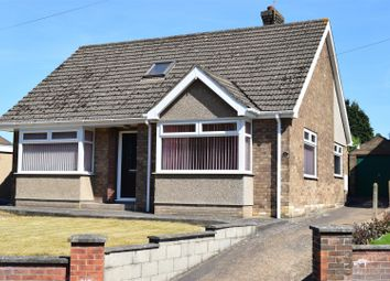 Thumbnail 3 bed bungalow for sale in Greenhill, Broughton, Brigg