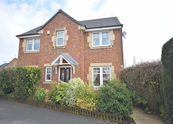 Thumbnail 3 bed detached house for sale in Bluebell Way, Huncoat