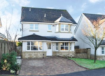Thumbnail 4 bed detached house for sale in Donaldson Way, Balfron, Stirlingshire
