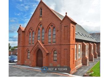 Thumbnail 1 bed flat to rent in Alpha Chapel, Holywell