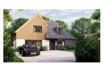 Thumbnail 4 bed detached house for sale in Hill Brow Road, Liss