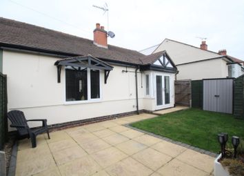 Thumbnail 2 bed bungalow for sale in Bagworth Road, Nailstone, Nuneaton, Leicestershire