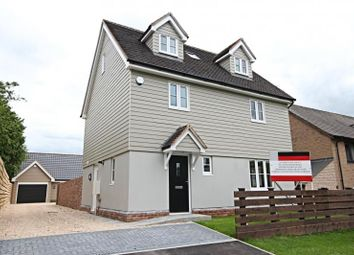 Thumbnail 4 bedroom detached house to rent in Six Mile Bottom, Newmarket, Cambs