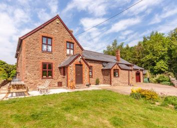 Thumbnail 3 bed detached house for sale in Glewstone, Ross-On-Wye