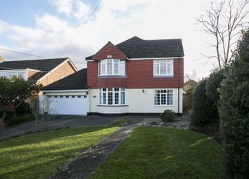 Thumbnail 4 bed detached house for sale in Rectory Lane South, Leybourne, West Malling