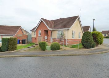 Thumbnail 2 bed bungalow to rent in Horsham Close, Haverhill