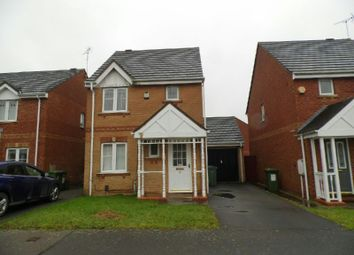 Thumbnail 3 bed detached house to rent in Gavin Close, Thorpe Astley, Braunstone, Leicester