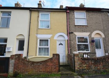 3 bed terraced house for sale in Lovewell Road, Lowestoft, Suffolk NR33